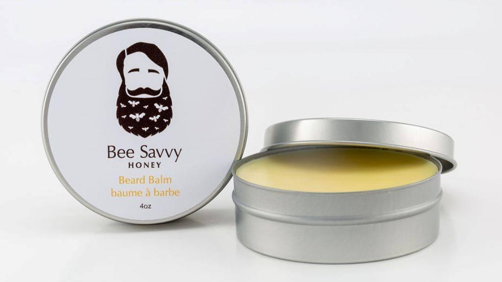 Bee Savvy Beard Balm