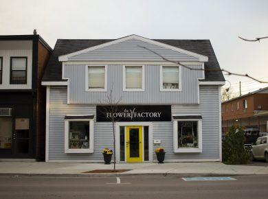 The Flower Factory Shop