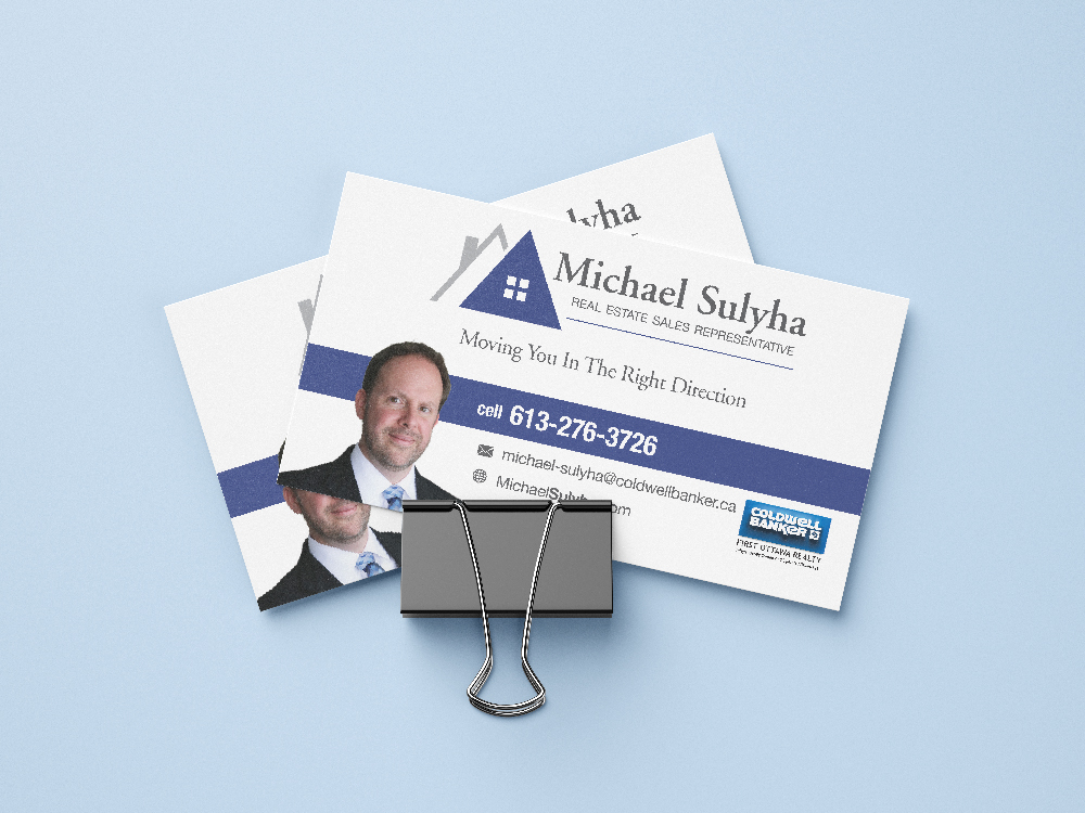 Michael Sulyha Business Card